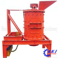 PFL new type vertical composite crusher
