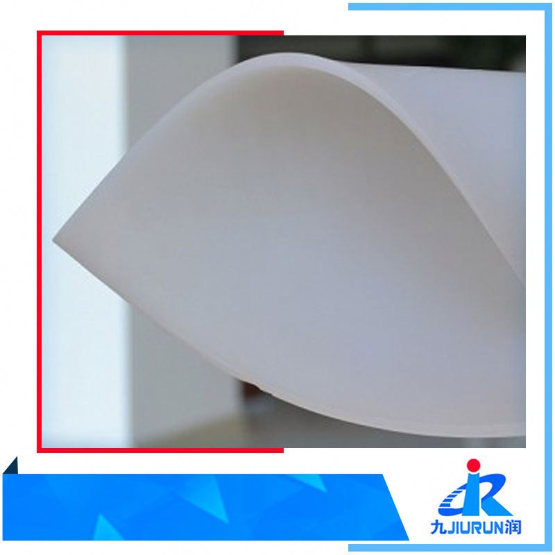 Wear-Resistant 3mm Thin White Rubber Sheet Roll