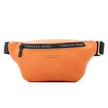 Мужская поясная сумка Vento Marea, желтая сумка на пояс для путешествий, 2019(Китай)