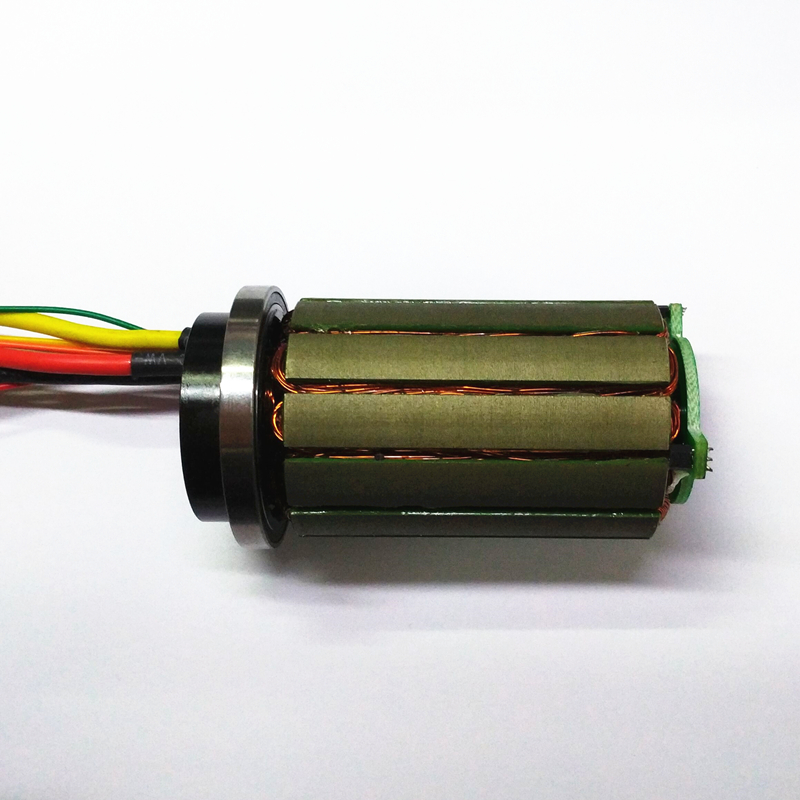 with hall sensor electric brushless dc motor 48v 2500w
