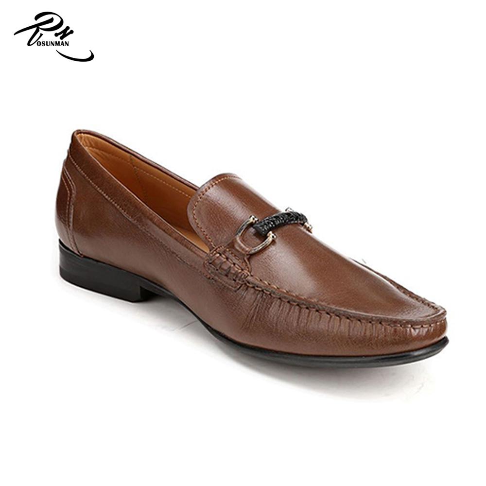 design slip mens dress shoes on outsole boat Moccasin Uxz6vU