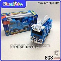 Die cast model trucky and truck toy