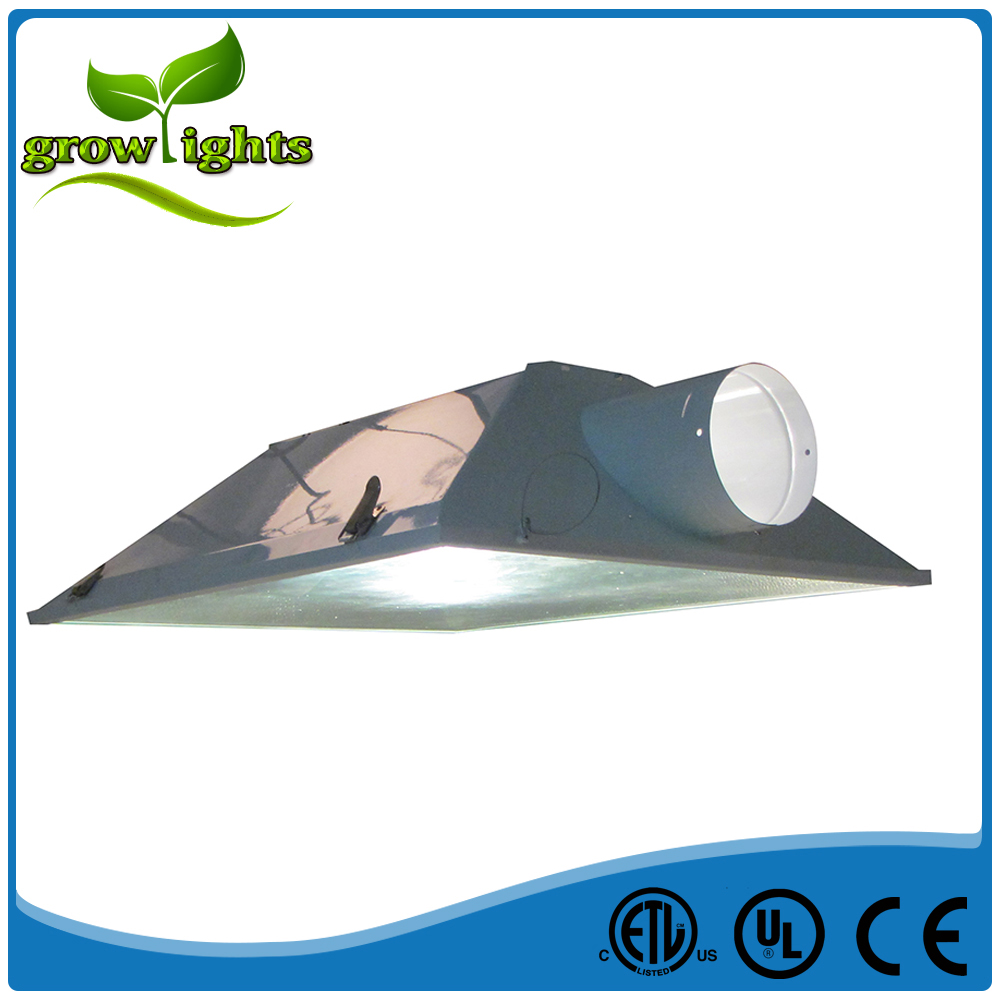 Hydroponic Industry Honest Supplier Green House Air Cooled Double Ended Grow Light Reflector