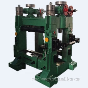Automatic Roll Forming Machine Metal Rolling Mill for Steel Making