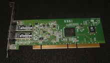 Pxg2fig-sv dual gigabit fiber network card