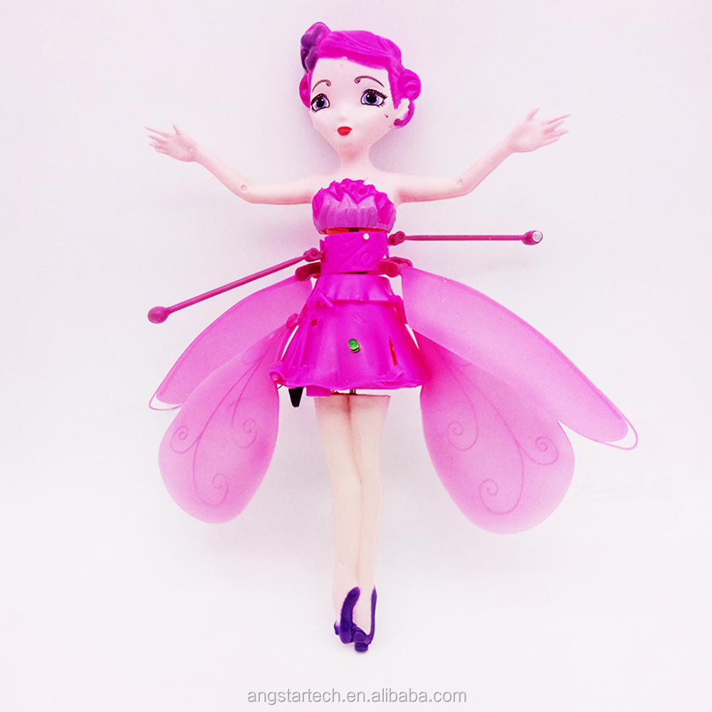 Rc Flying Fairy Doll Wholesale Flying Fairy Suppliers Alibaba