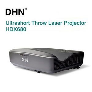 HDX680 audio and video equipment 4200 lumens 3d laser projector wall projector