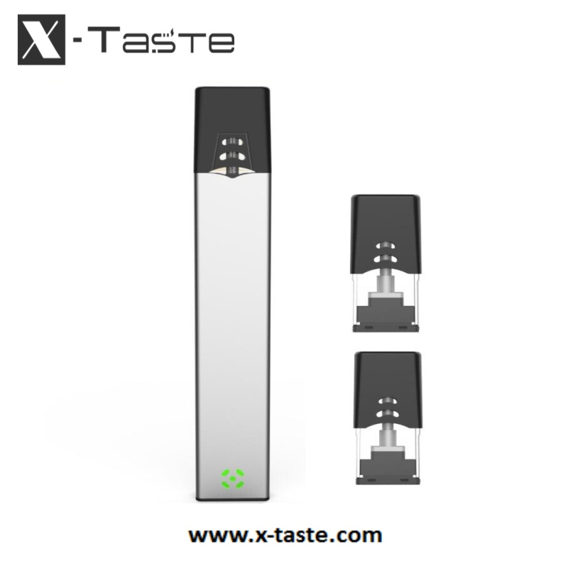 2018 New X-Taste X6 6.8 W magic puff disposable e cigarette 350mah Battery Capacity E cig vape pods