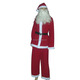 2016 hot sale high quality santa claus costume with beard