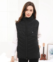 Factory Directly Supply peakete heated vest outwear ororo men's lightweight