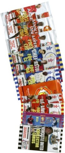English Premier League Football Futera Collectors Cards