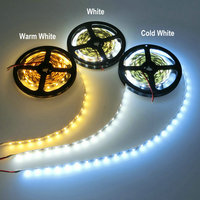 CE Rohs Approved DC 12V SMD 5730 White Decorative Light Flexible Led Strip