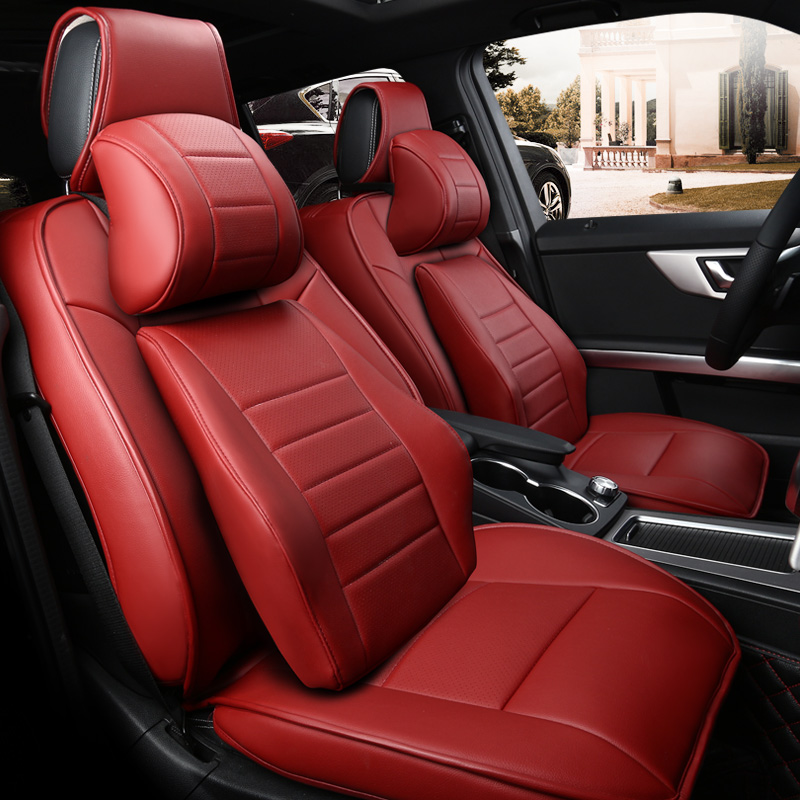 Genuine Leather Car Seat Covers Promotion Shop For