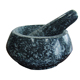 Exquisite marble granite mortar and pestle