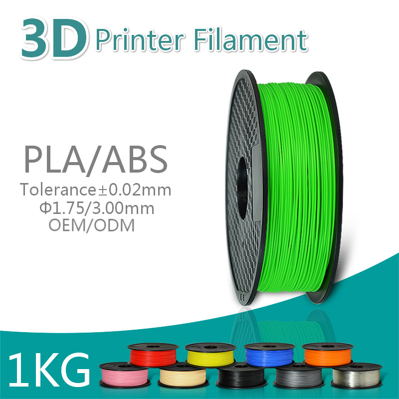 Computers/tablets & Networking Nice Monofilament 3d Printer Filament Pla 1.75mm 0.5kg Gray Sales Of Quality Assurance