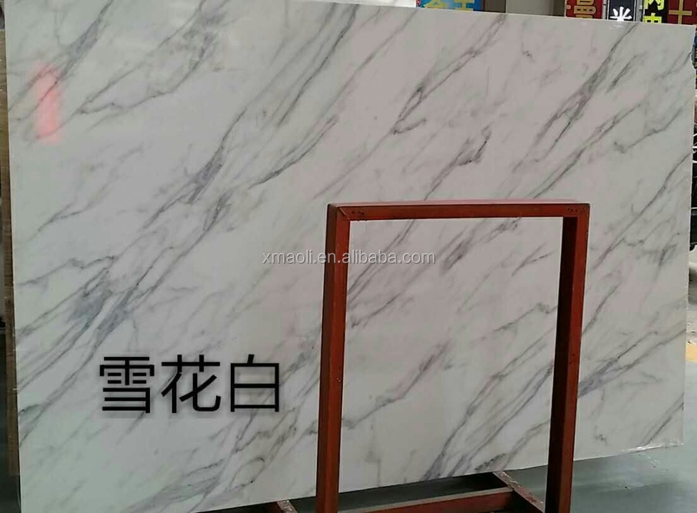 new 3d picture print marble for TV setting wall and floor tile price