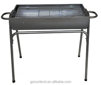Hedendaags Half Barrel Bbq Grill With Large Cooking Surface - Buy Barrel Bbq EC-76