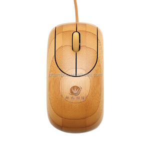 Bamboo wood wireless office mouse bulk usb shen zhen optical keyboard mouse fcc standard with wire