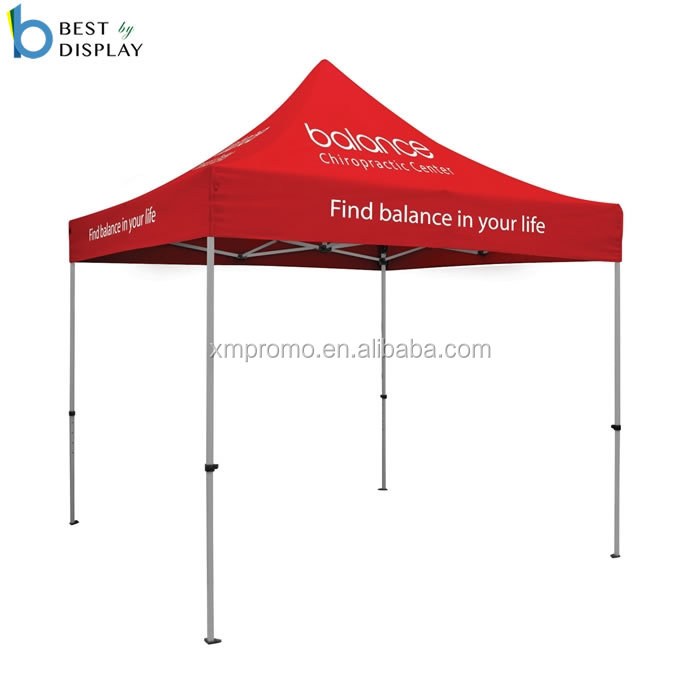 Outdoor advertising marquee 10x10 pop up tent <strong>trade</strong> show folding canopy