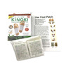 Manufacture kinoki detox foot patch for relax