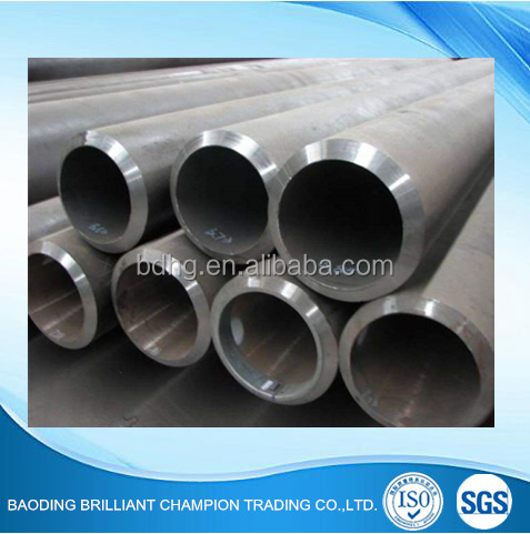 petrochemical industries Alloy steel seamless oil and gas pipe