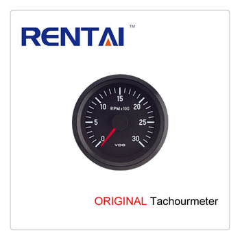 Original 333-035-010 12/24v 80mm 3000rpm Diesel Tachometer Digital ...