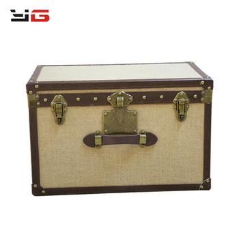 China Factory Custom Decorative Vintage Storage Trunk Boxes Buy High Quality Vintage Box Vintage Storage Boxes Vintage Trunk Boxes Product On