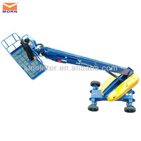 18m self propelled air cylinder lift table