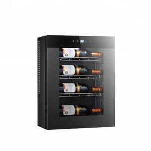 4 bottles mini cooler Wall-mounted wine chiller red wine cooler