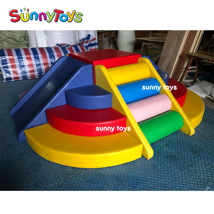 Kids indoor play ground baby soft play apparatuur