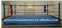international standard competition boxing ring