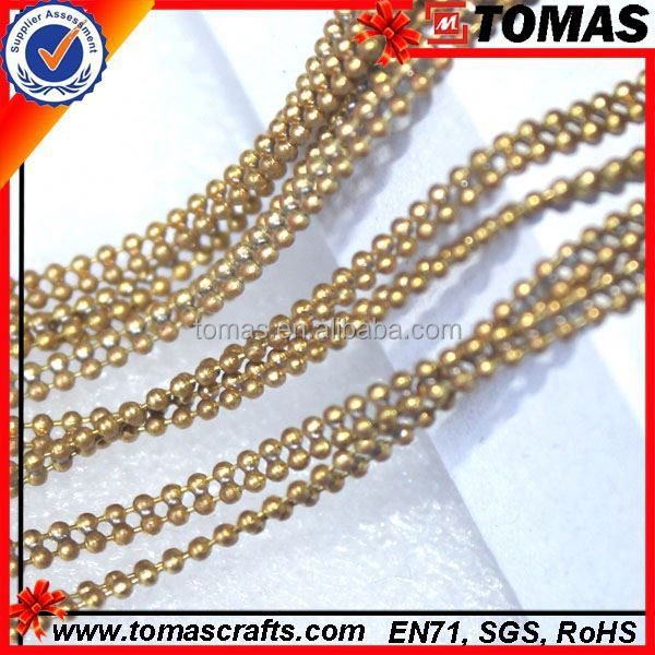 Guangzhou custom metal fine ball chain