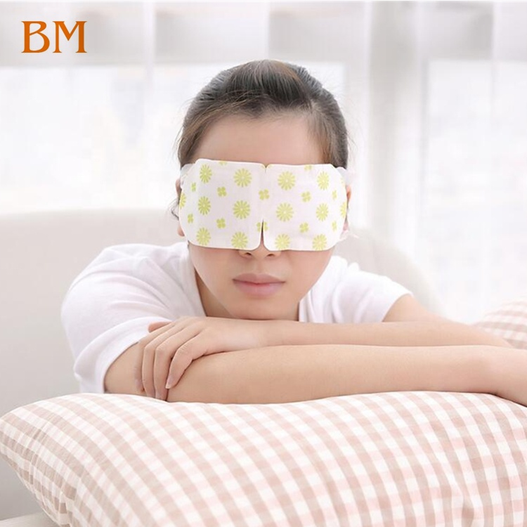 Hot sales <strong>eye</strong> relax steam sleeping <strong>eye</strong> mask