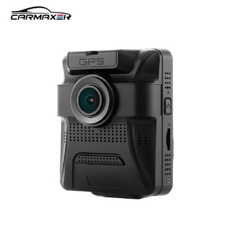 dual view car camera recorder gps dash cam full hd 1080p car dvr