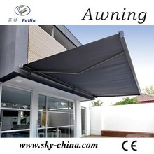Remote Control Retractable Awning