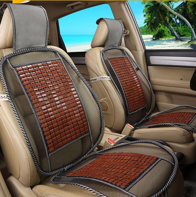 seat wooden cushion bead massage automatic adult bt