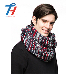 Get Sep 5% Off Now Customized Fashion Stylish Men's Autumn And Winter Men's Tartan Pattern Knitted Scarf Scarves