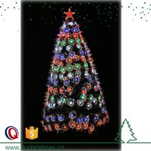 nuevo diseo pre iluminado rbol de navidad de fibra ptica de rboles de navidad