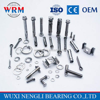Best selling bolts and nuts/standard washers nuts bolts fasteners