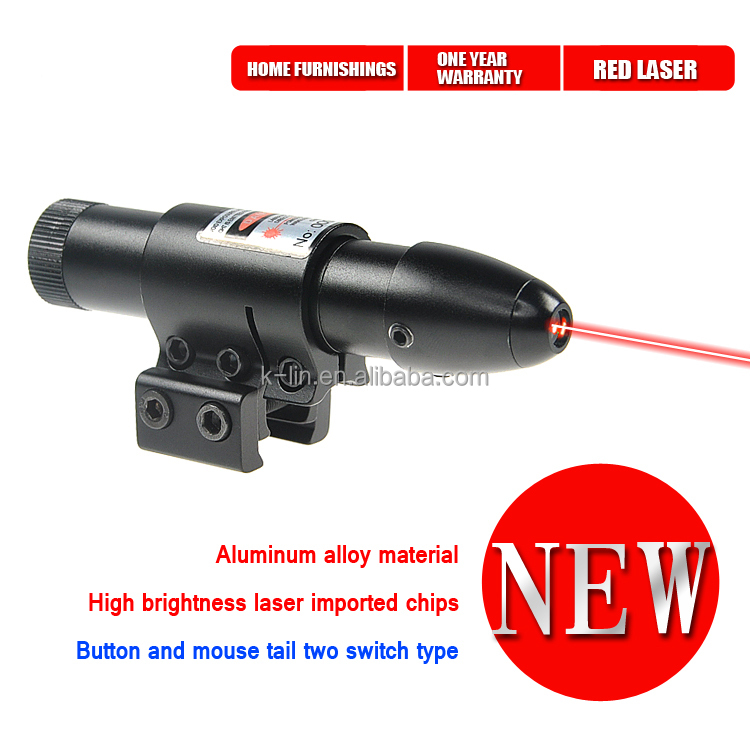 R29 Red Laser Sight with Pressure Switch Airsoft Sight Laser
