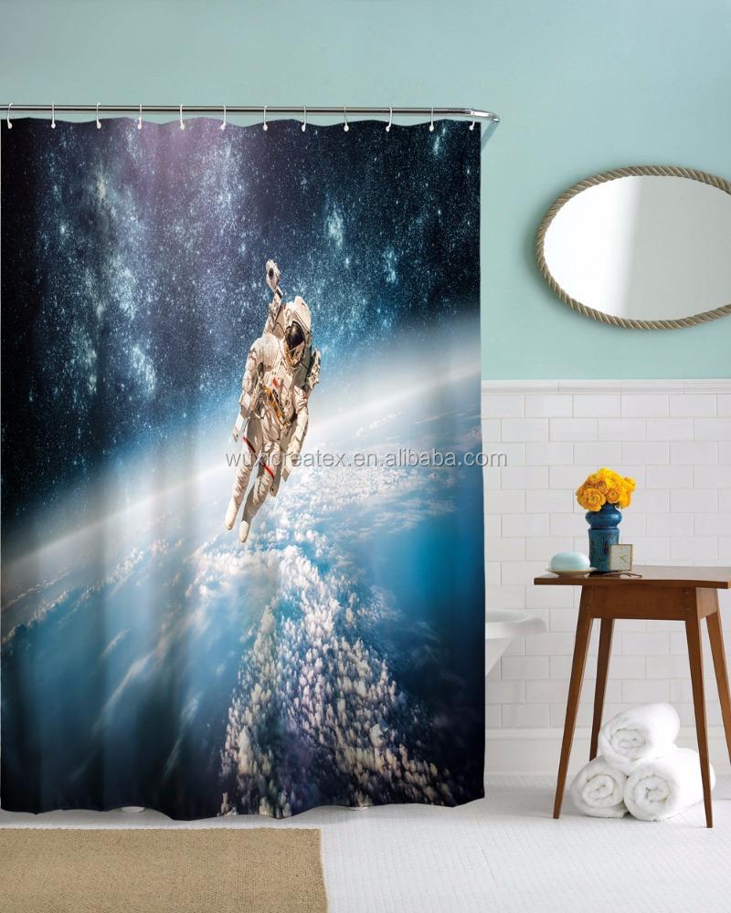 Supplier hummingbird shower curtain hummingbird shower for Outer space designs norwich