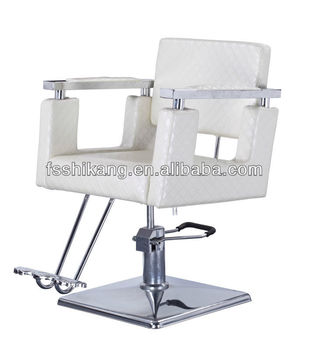 Modern white styling chair salon furniture sk g51 a buy for White salon furniture