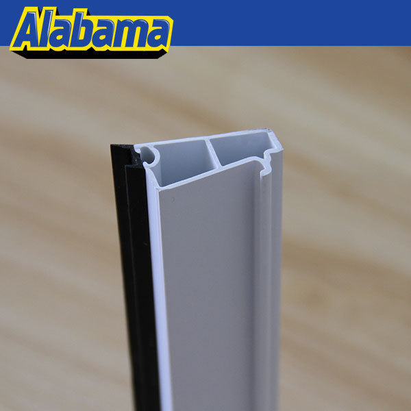 upvc window frame,white upvc storm windows profile,upvc window supplier
