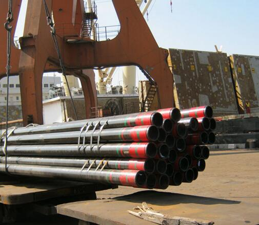 "2 7/8""-13 3/8"" API 5CT N80 J55 L80 steel OCTG Casing in Oil and Gas / oil field casing pipe"