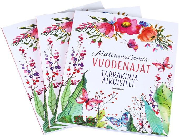 Adult Coloring Books Secret Garden Book