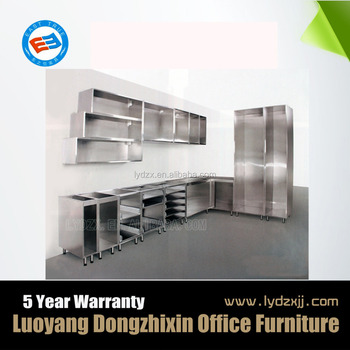 Stainless Steel Kitchen Cabinets/whole Kitchen Cabinet Set - Buy ...