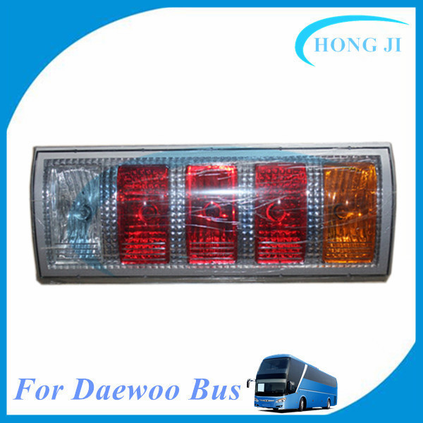 6120 bus combined tail lamp light HX650x200-5 rear led tail lamp