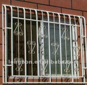 2015 Top Selling Metal Security Window Grates Buy Metal