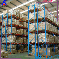 China Factory Steel Selective Heavy Duty Pallet Rack