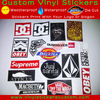 removable window decals model car stickers for advertising